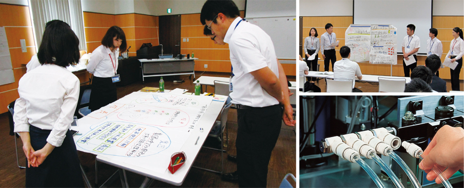 業界トップクラスの実績を誇る機械工具の専門商社で、BtoBの仕事を疑似体験!