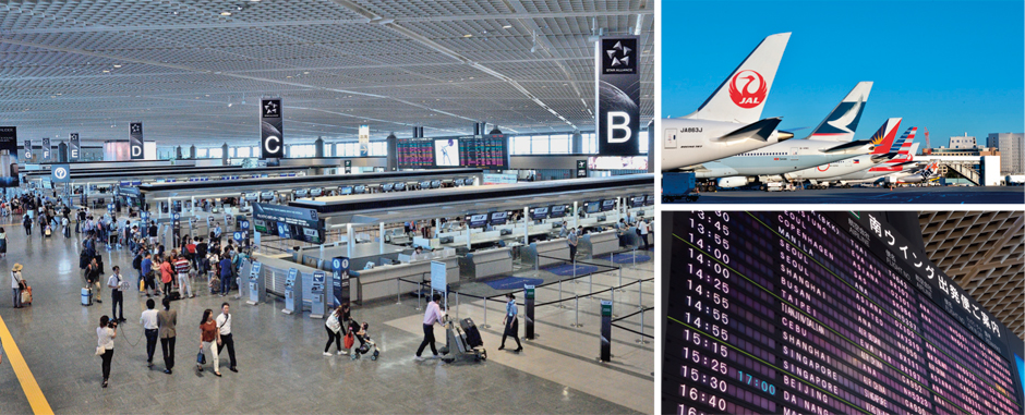 成田国際空港株式会社(NAA)