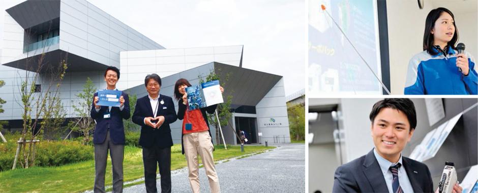 産業ロボットの世界シェアNo.1クラス! 安川電機の営業活動がわかる営業体験ワークショップ!
